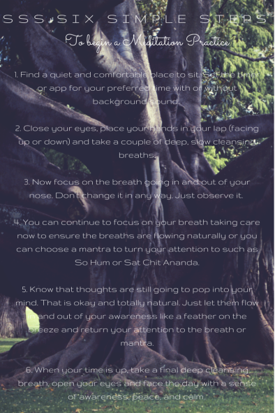 SSS-meditation