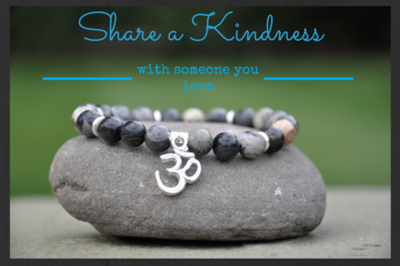 share a kindness...om